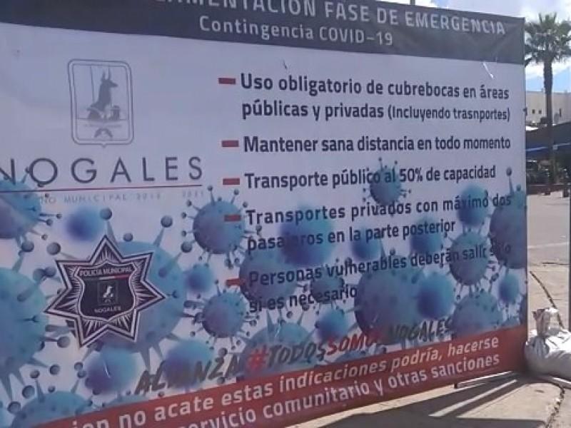 No recibe mesa de seguridad instrucciones sobre cierre de fronteras