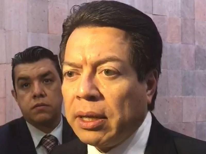 No se contemplan nuevos impuestos en 2021: Mario Delgado