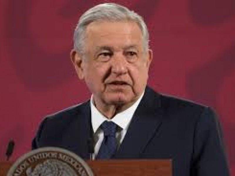 No se debe desacreditar SEDENA por caso Cienfuegos: AMLO