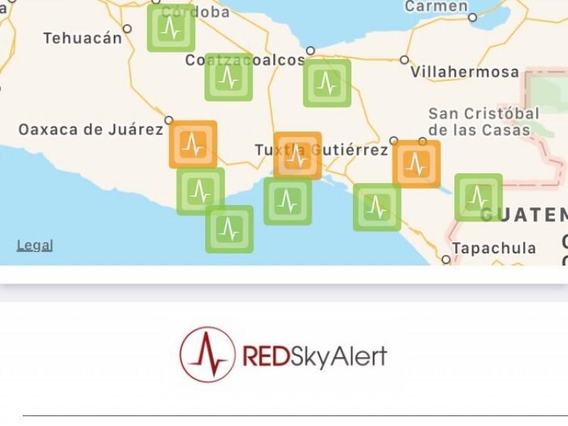 No se registraron daños en Veracruz por sismo