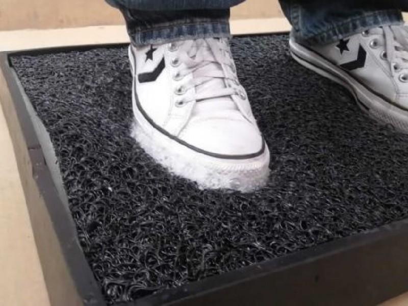 No serán sancionados comercios que no cuenten con tapete sanitizante