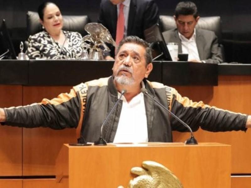 """""""No somos omisos caso Félix Salgado"""": Líder Morena"""