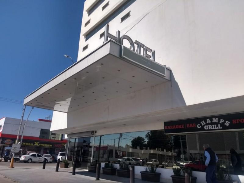 Algunos hoteles no abrirán mañana en Los Mochis