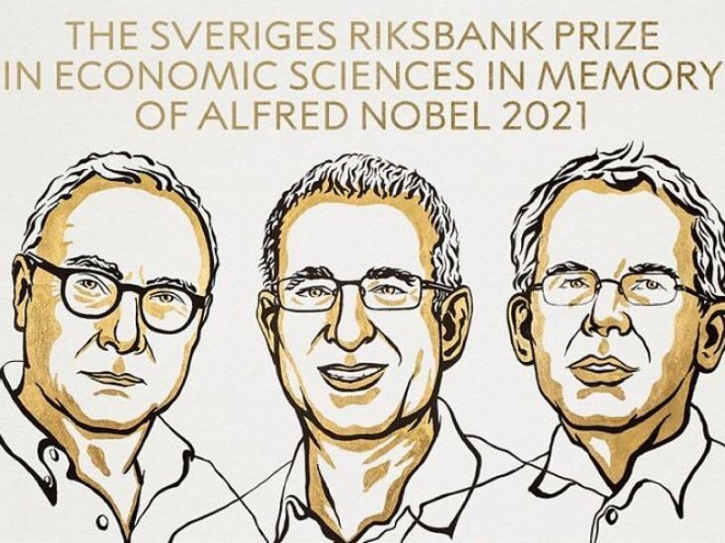 Nobel de Economía es para Card, Imbers y Angrist