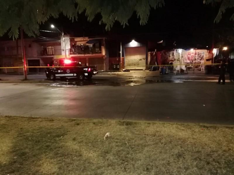 Noche violenta deja cuatro muertos en la ciudad
