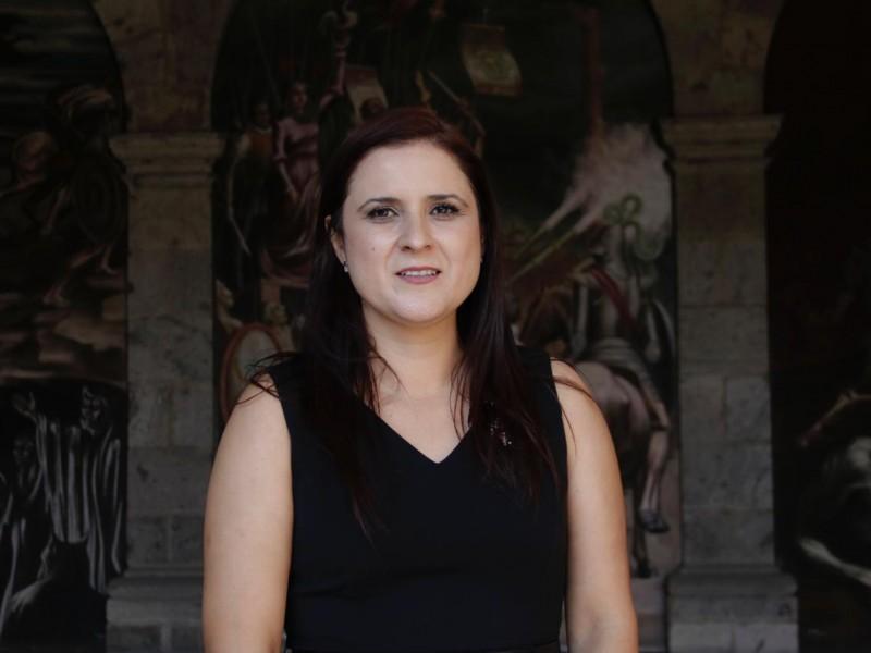 Nombran a Barbara Trigueros como presidenta interina en Guadalajara