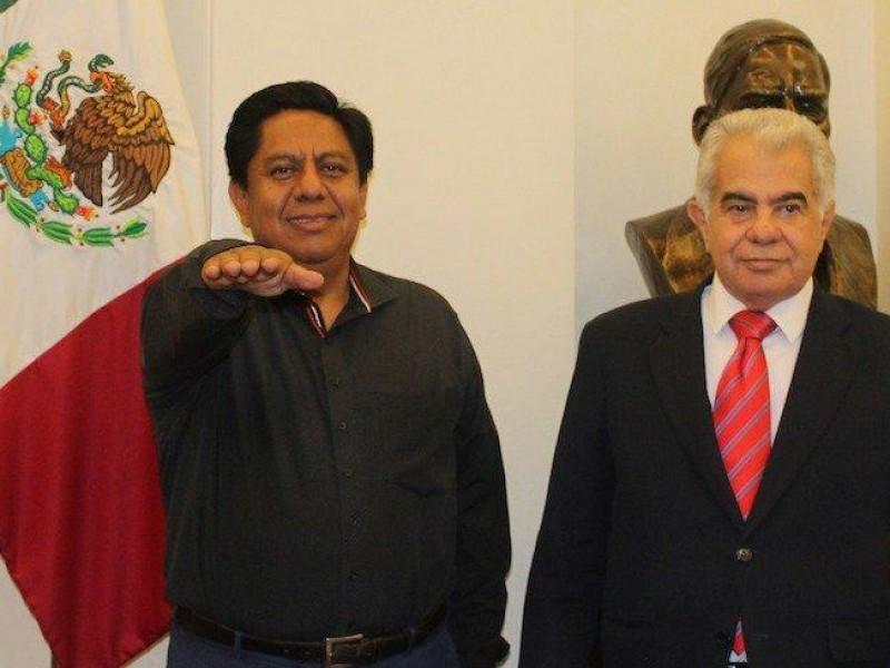 Nombran Comisionado Especial para atención de caso Nochixtlán