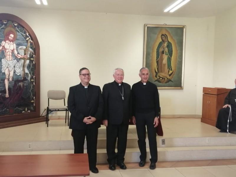 Nombran nuevos Obispos auxiliares para la Arquidiócesis de Guadalajara