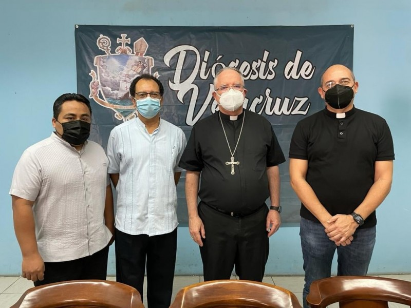 Nombre a nuevo párroco de la Catedral de Veracruz