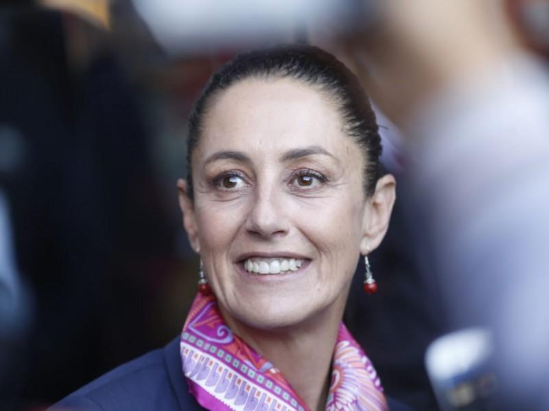 Nominan a Sheinbaum como mejor alcaldesa del mundo 2021