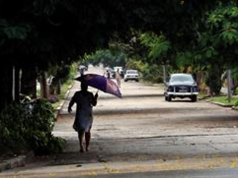 Nora deja afectaciones a su paso por Sinaloa.