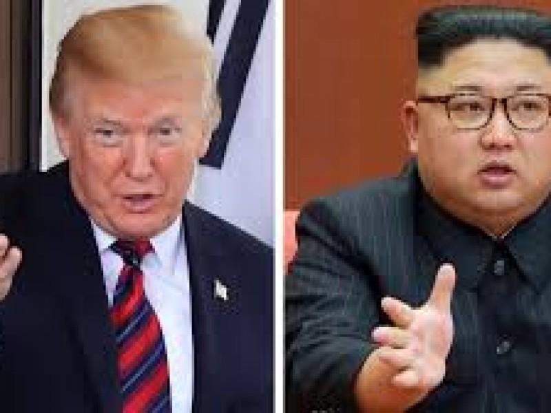 Norcorea celebra posible reunión Trump-Kim
