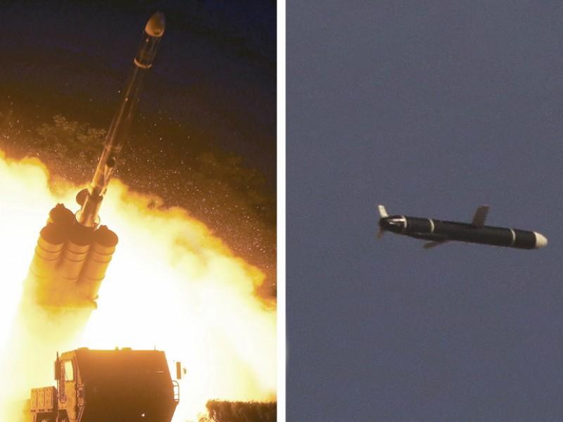 Norcorea prueba con éxito nuevo misil de largo alcance
