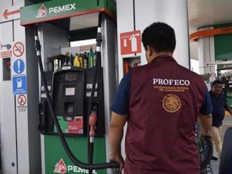 Norma exigirá a gasolineras entregar litros completos