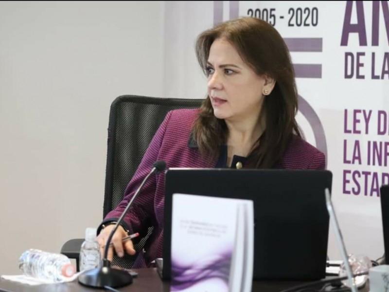 Norma Julieta del Río será comisionada del INAI