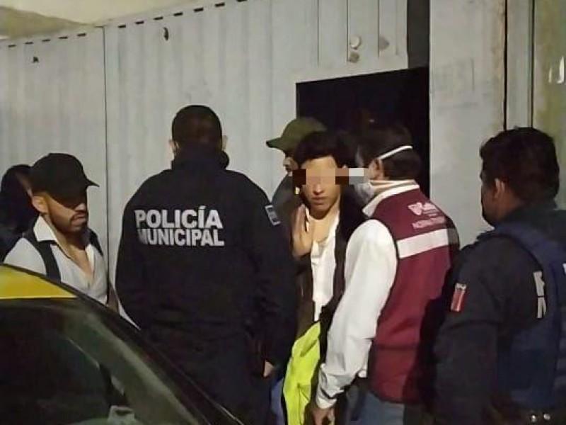 Normatividad clausura fiesta en Castillotla