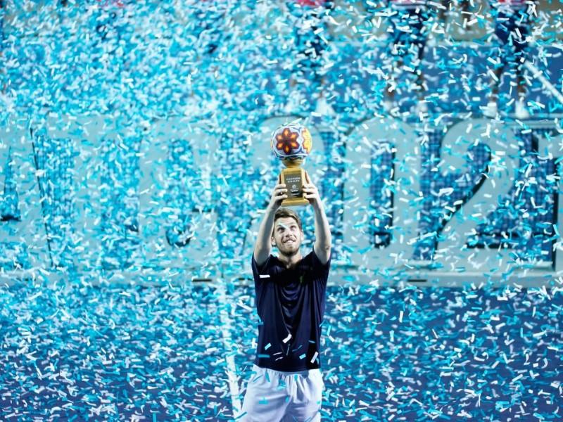 Norrie se coronó campeón de la quinta edición del ATP Los Cabos