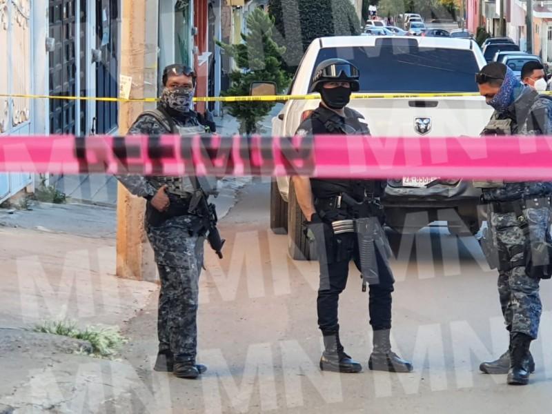 Noviembre sumó 117 asesinatos, violencia sigue aumentando en Zacatecas