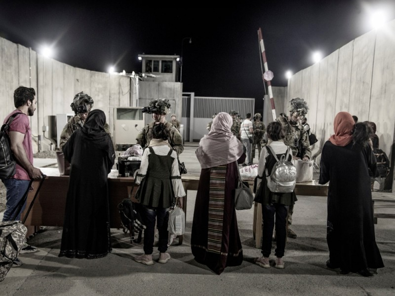 Nueva alerta por amenazas en Kabul