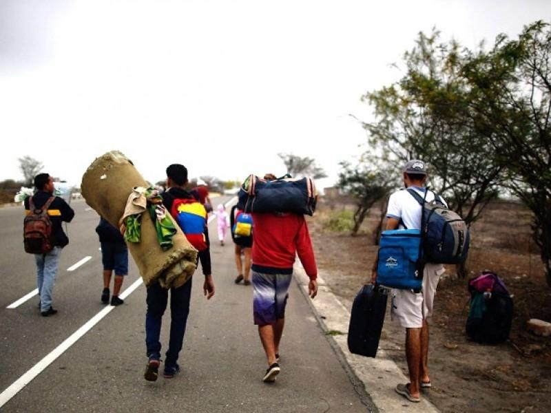 Nueva caravana migrante partirá a territorio chiapaneco