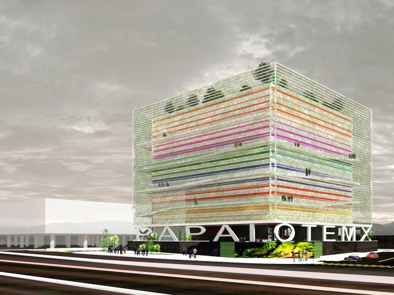 Nueva sede: Papalote Museo del Niño