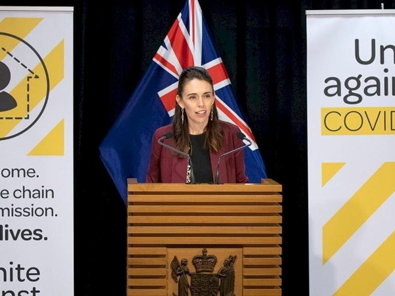 Nueva Zelanda registra nuevo récord de contagios de Covid-19