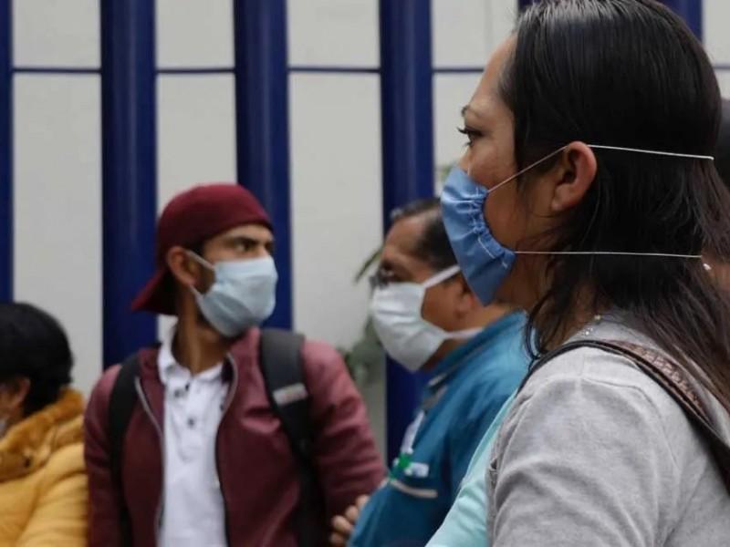 Nuevamente a la alza, hospitalizados por covid-19 en Puebla