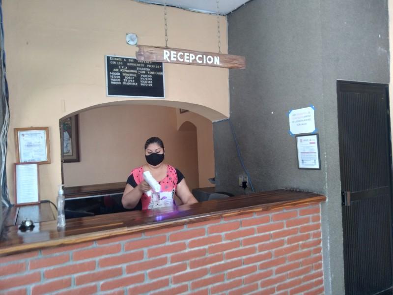 Nuevas determinaciones por semaforización, sin impactar a hoteleros de Tehuantepec