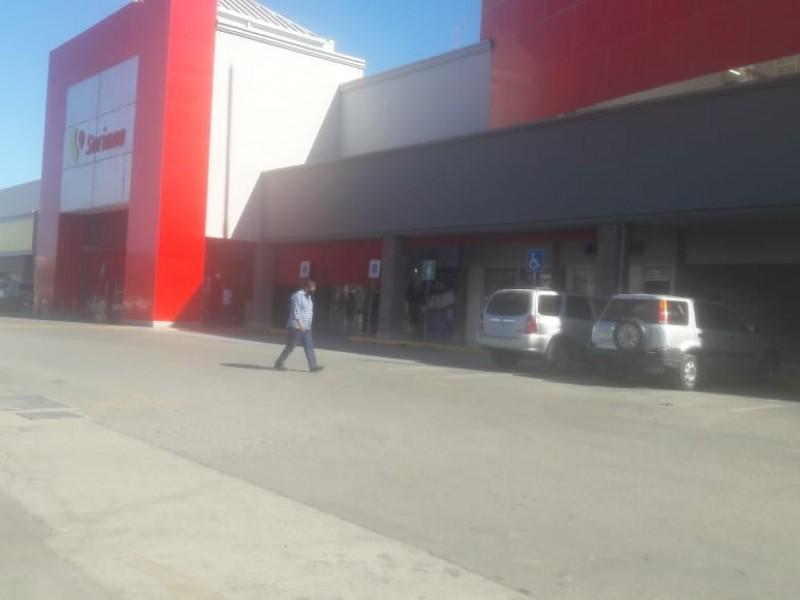 Nuevas medidas se implentarán en centros comerciales