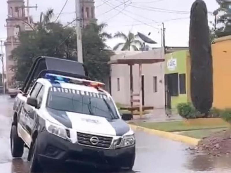 Nuevas patrullas vìctimas de los baches en Navojoa