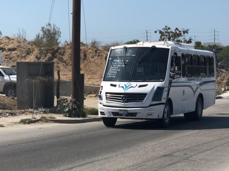 Nuevas rutas del trasporte cubren el 95% de CSL