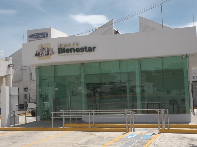 Nuevas sucursales del Banco Bienestar sin operar en el Istmo