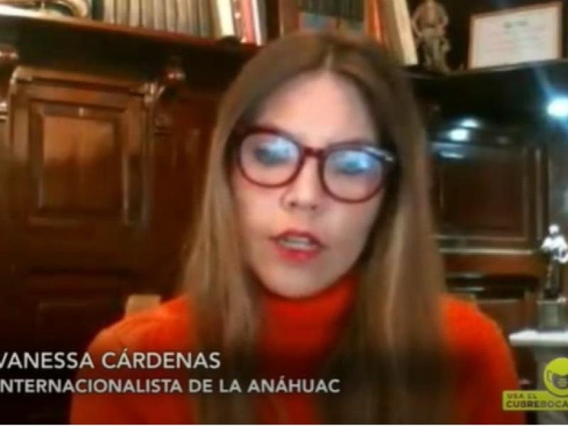 Nueve de cada 10 delitos quedan impunes: Vanessa Cárdenas