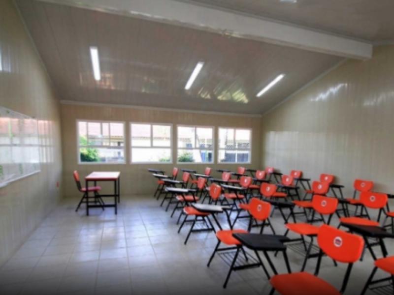 Nueve escuelas dañadas por sismo, volverán a clases
