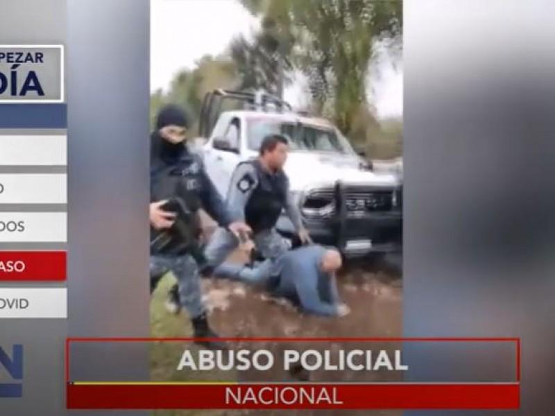 Nuevo caso de abuso policial se registra en Puebla