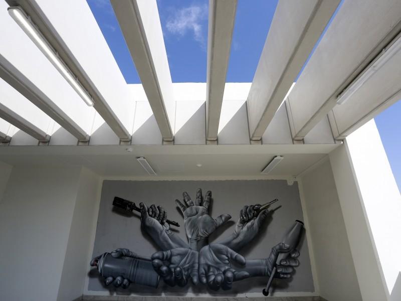 Nuevo centro de Arte Emergente