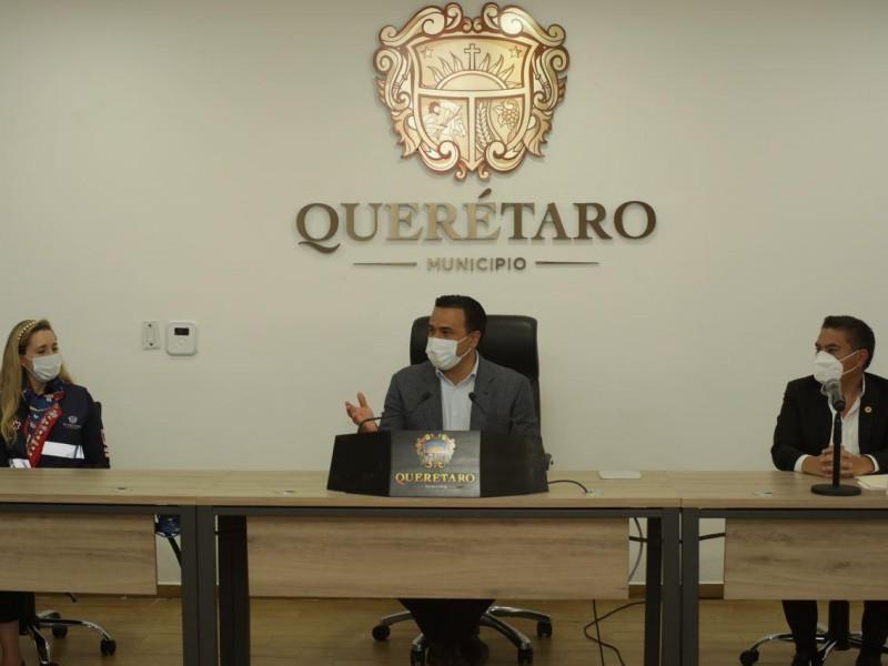 Nuevo Consejo Directivo de Cruz Roja Mexicana, Delegación Querétaro
