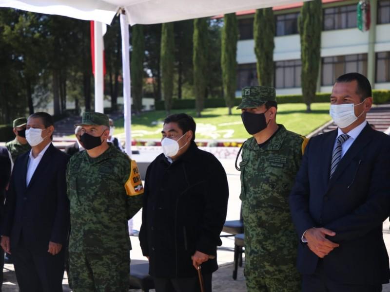 Nuevo coronel de XXV Zona Militar busca erradicar el huachicol