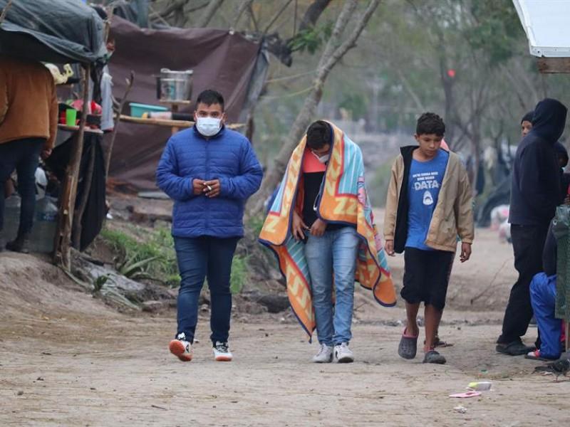Nuevo Frente Frío entrará a México en horas siguientes