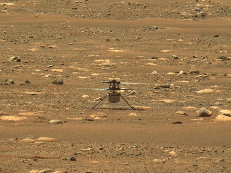 Nuevo hito histórico, Róver Perseverance graba el sonido de Marte