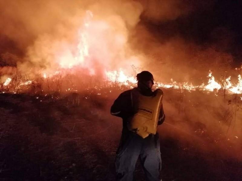 Nuevo incendio afecta Reserva del Cañón del Sumidero
