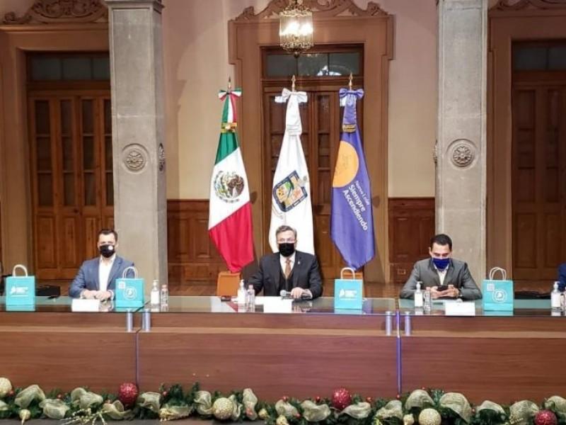 Nuevo León hará consulta ciudadana por Pacto Fiscal