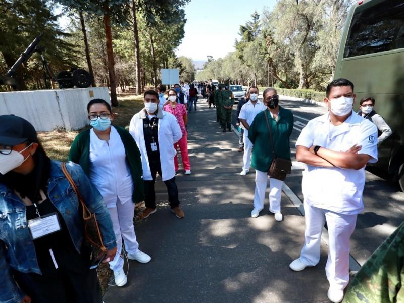 Nuevo León probará la vacuna CureVac en Fase III