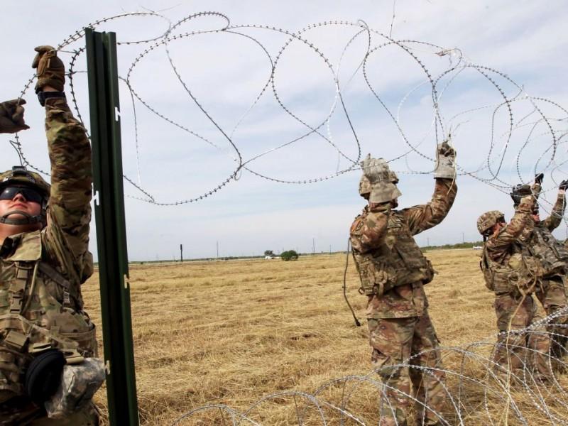 Nuevo México retira tropas de frontera sur