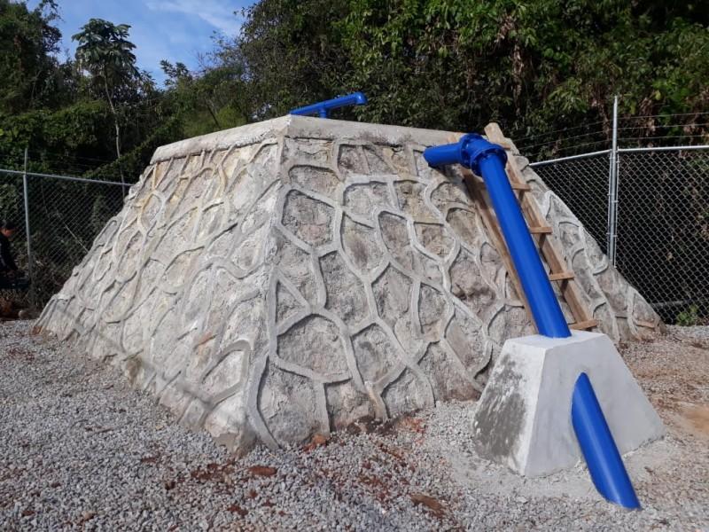 Nuevo pozo de agua para colonia Cuauhtémoc