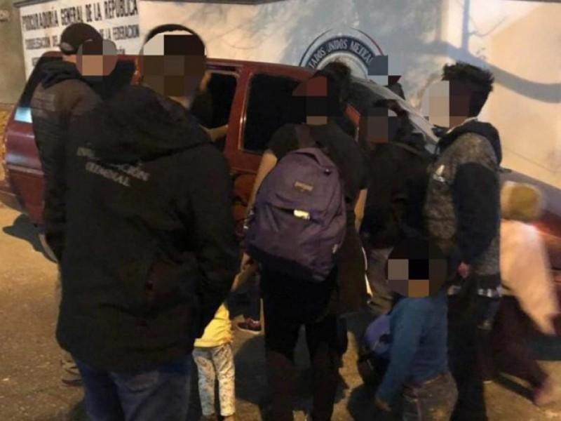 Nuevo rescate de migrantes en Chiapas