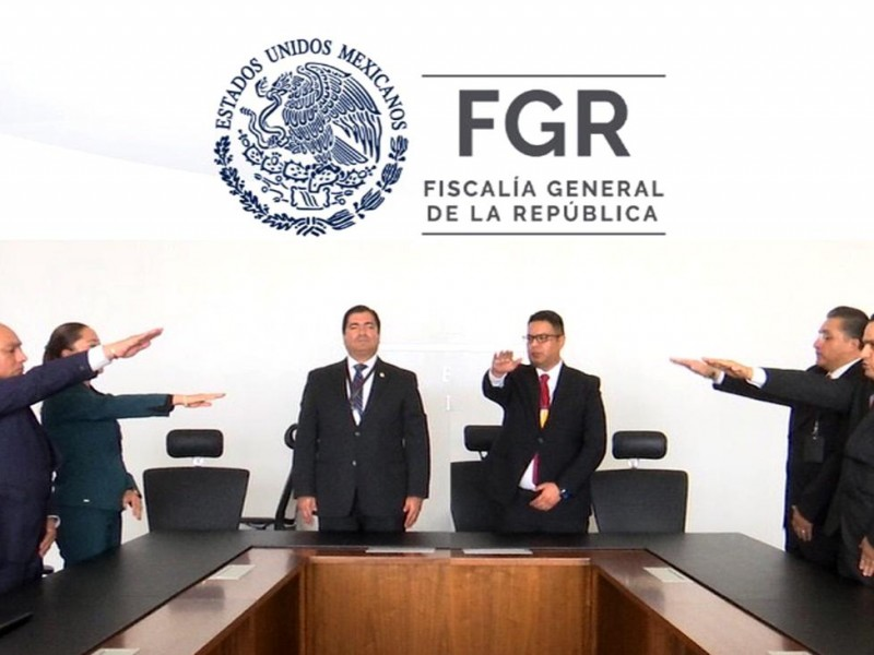 Nuevo titular de la Policía Federal Ministerial