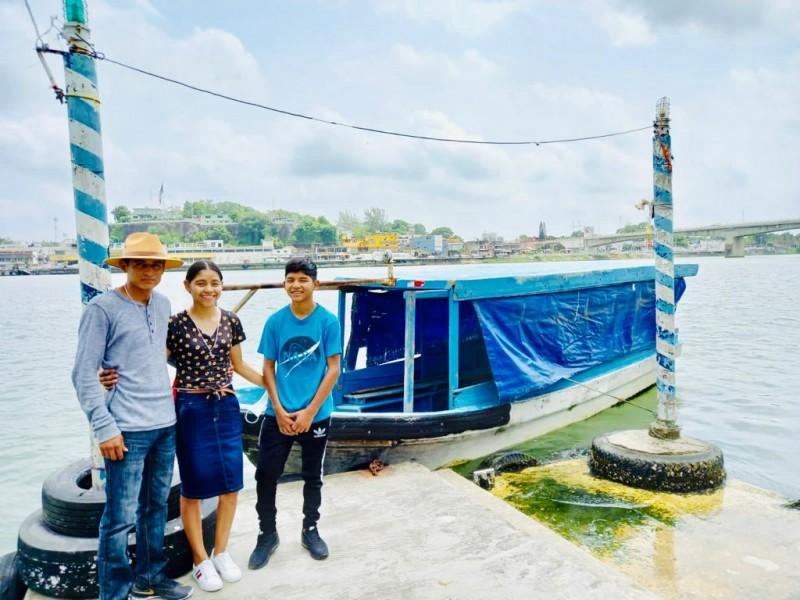 Nuevo turismo llega a Tuxpan