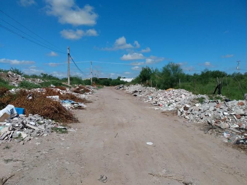 Nuevos basurones, por fallas en recolección de basura