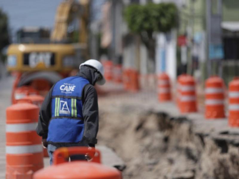 Nuevos cierres viales por obras en la capital